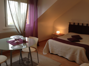 Chambre HOTES ALSACE RIBEAUVILLE