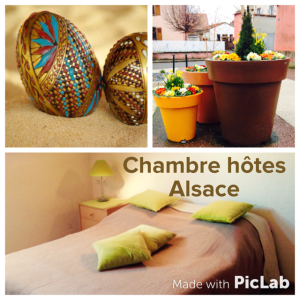 paques chambres alsace